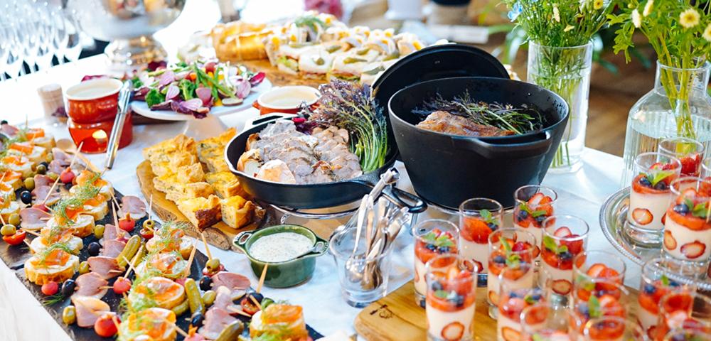 ディナーパーティーコース